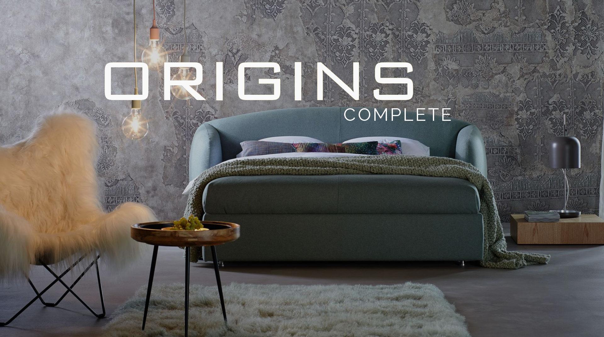 Boxspringbett Origins Complete