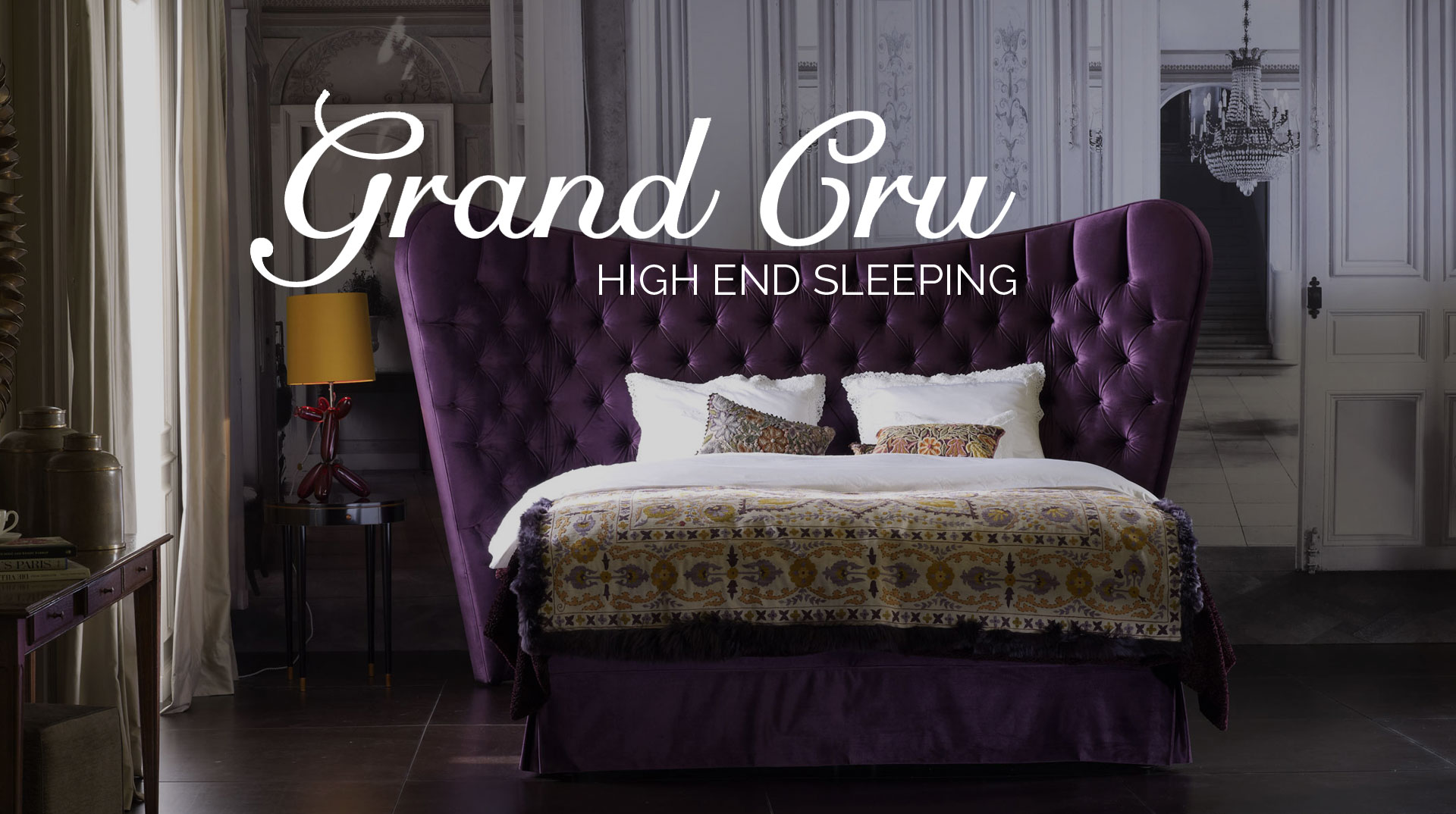 Boxspringbett Grand Cru Berlin