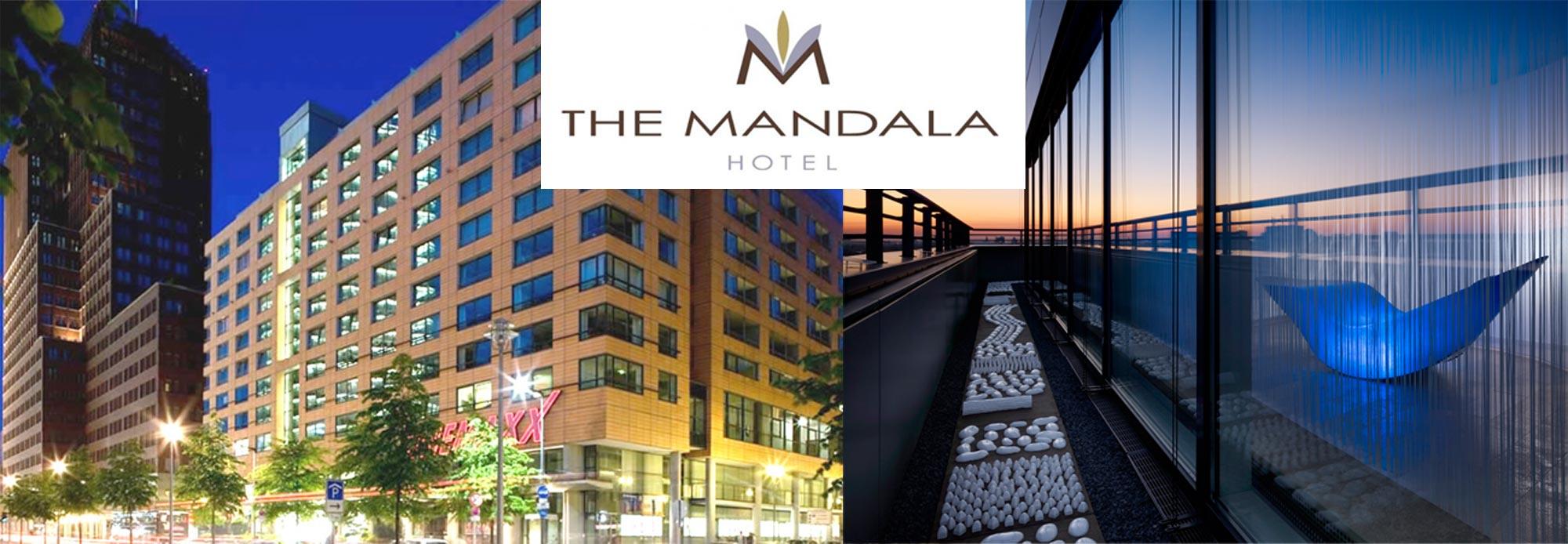 probeschlafen hotel mandala schramm boxspringbetten in. Black Bedroom Furniture Sets. Home Design Ideas